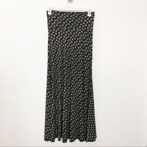 LuLaRoe Maxi Skirt S #2197